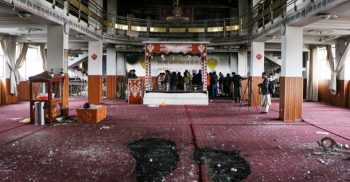 25 killed in attack on Afghan Sikh-Hindu temple