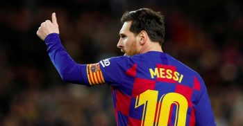 Barcelona players to take 70% pay cut