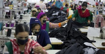 Social distancing in garment factories out of the question