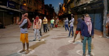 India lockdown: Doubling of Covid-19 cases slowed
