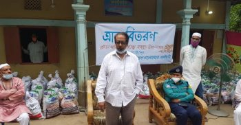 Sylhet MP lauded for serving constituency amid Covid-19 outbreak