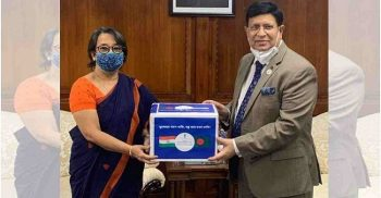 Bangladesh receives more medical assistance from India