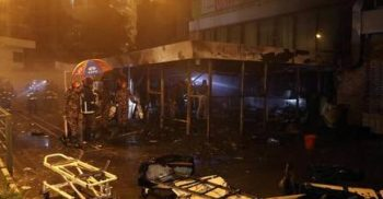 Probe opens into United Hospital fire that killed 5 patients in COVID-19 unit