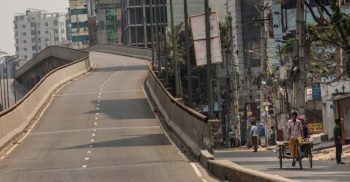 Dhaka ranks worst in Air Quality Index