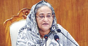 """Six-point: """"Charter of Freedom"""" for Bengalees: Sheikh Hasina"""
