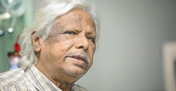Dr Zafrullah's health condition improves