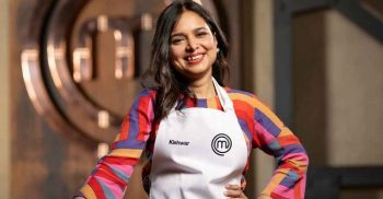 Kishwar claims her place in top 5 of MasterChef Australia