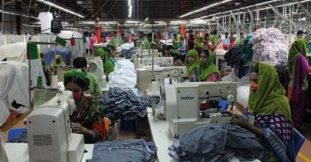 Holiday in garment factory on 18th July with salary-bonus