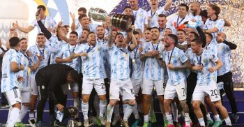 Messi's wait is over as Argentina win Copa
