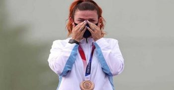 San Marino becomes the smallest country to win an olympic medal