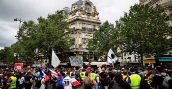 Thousands protest against COVID-19 health pass in France