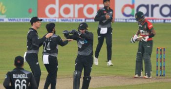 New Zealand beat Bangladesh by 52-run in 3rd T20I